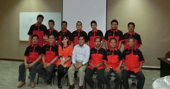 On-Site RCM Training at PT. Holcim Indonesia