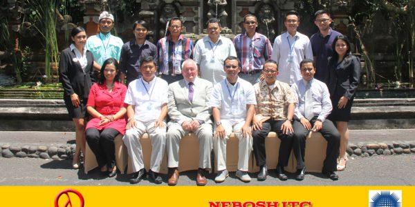 NEBOSH International Oil and Gas - 2013, Bali