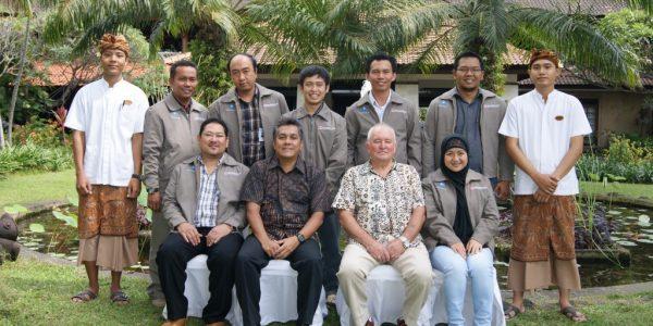 NEBOSH International General Certificate 2012, Bali