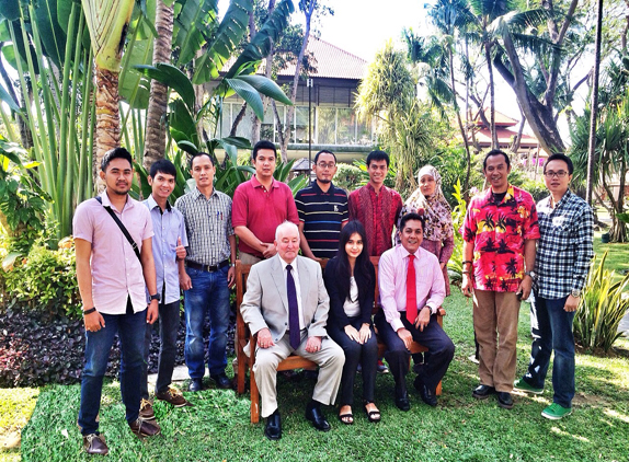 NEBOSH International Oil and Gas, 6-11 November 2017 in Bali