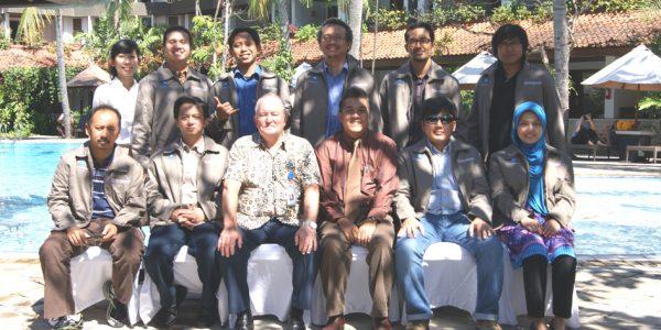 NEBOSH International Oil and Gas - 2012, Bali