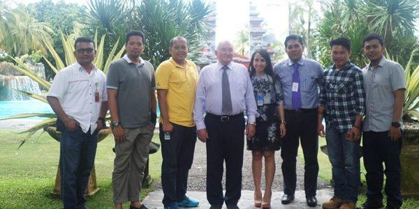 NEBOSH International General Certificate 2017, Bali