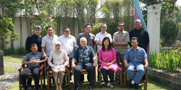 NEBOSH International General Certificate 2013, Bandung