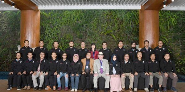 NEBOSH International Oil and Gas - 2018, Bandung