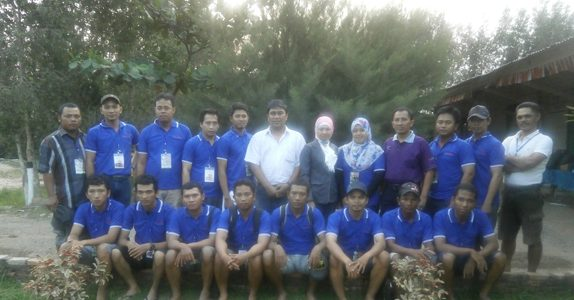 Training Petugas P3K (First Aid) - 2015, Kalimantan