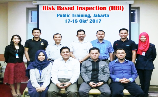 RBI(Risk Based Inspection) Public Training