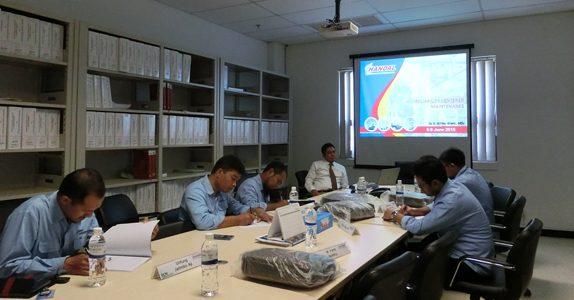 On-Site RCM Training at Cirebon Services