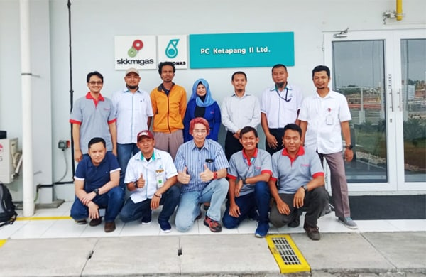 Safety Integrity Level, 1st Batch, December 2019 in PETRONAS