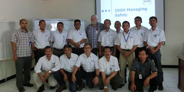IOSH-Training Indonesia 2015, Jakarta
