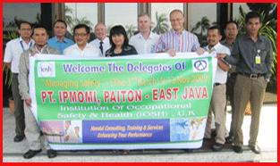 IOSH-Training Indonesia 2009, Jakarta