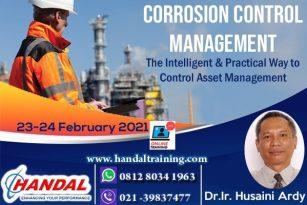 Corrosion Control Management