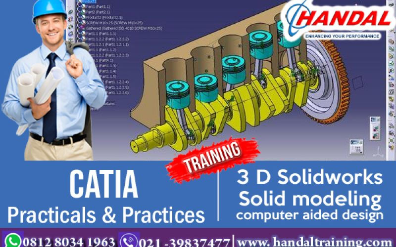 CATIA Computer Aided Design