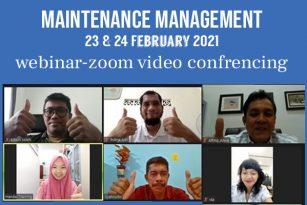 Maintenance Management February